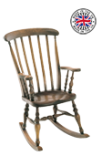 Childs Farmhouse Rocking Chair