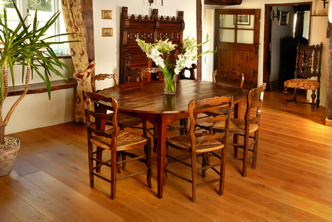 Antique Ladder Back Cafe Chairs