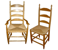 Shaker Style Dining Chair