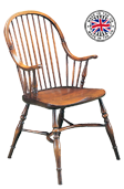Continous Windsor Dining Chair