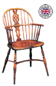 Low Back Georgian Windsor Chair